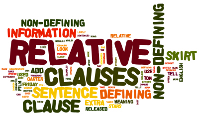 restrictive and nonrestrictive clauses exercises pdf