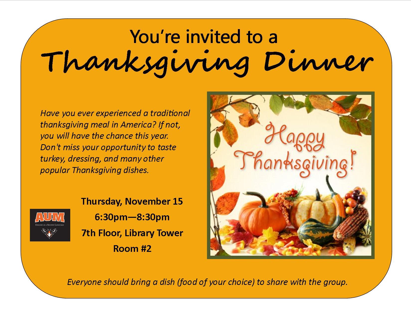 Dinner Invite is beautiful invitations sample