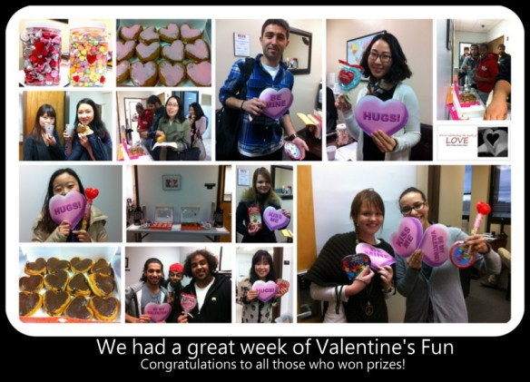 Valentine's Day Fun Recap